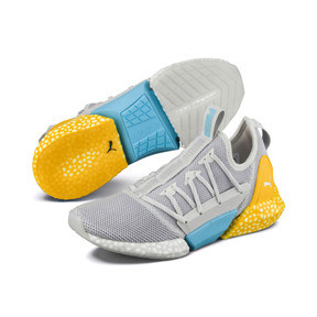 Thumbnail 2 of HYBRID Rocket Runner Men's Running Shoes, Peacoat-Irongate-Spec Yellow, medium