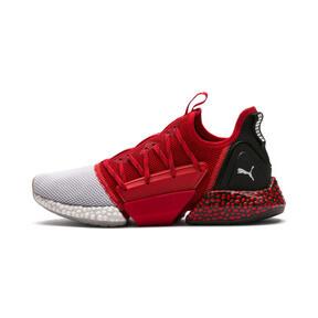 Thumbnail 1 of HYBRID Rocket Runner Men's Running Shoes, High Risk Red-Black-White, medium