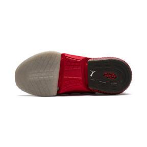 Thumbnail 3 of HYBRID Rocket Runner Men's Running Shoes, High Risk Red-Black-White, medium