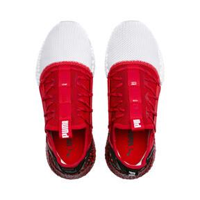 Thumbnail 6 of HYBRID Rocket Runner Men's Running Shoes, High Risk Red-Black-White, medium