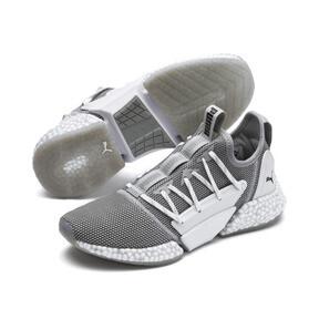 Thumbnail 2 of HYBRID Rocket Runner Men's Running Shoes, Quarry-Puma White, medium