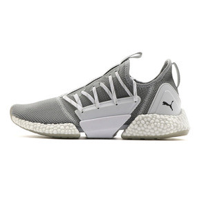 Thumbnail 4 of HYBRID Rocket Runner Men's Running Shoes, Quarry-Puma White, medium