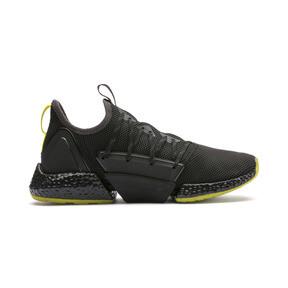 Thumbnail 5 of HYBRID Rocket Runner Men's Running Shoes, Asphalt-Black-Blazing Yellow, medium