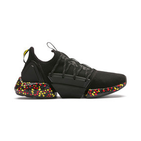 Thumbnail 6 of Hybrid Rocket Runner Herren Laufschuhe, Black-Blazing Yellow-Red, medium