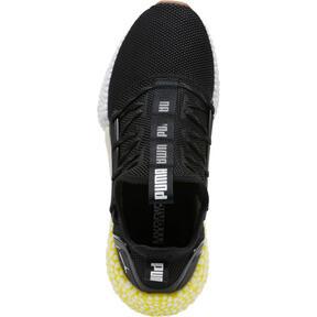 Thumbnail 5 of HYBRID Rocket Runner Men's Running Shoes, P Blk-P Wht-Blazing Ylw, medium