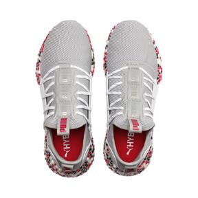 Thumbnail 6 of HYBRID Rocket Runner Men's Running Shoes, Quarry-High Risk Red-Black, medium