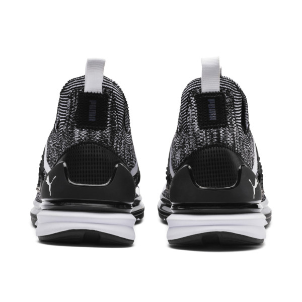 Ignite Limitless 2 evoKNIT Block Sneakers, Puma Black-Puma White, large