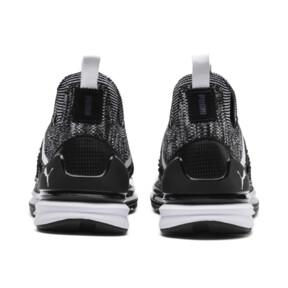 Thumbnail 4 of Limitless 2 evoKNIT Block Running Shoes, Puma Black-Puma White, medium