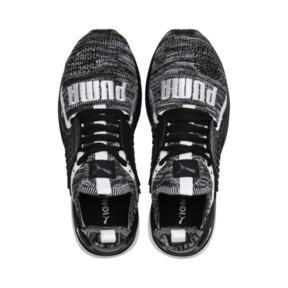 Thumbnail 6 of Limitless 2 evoKNIT Block Running Shoes, Puma Black-Puma White, medium