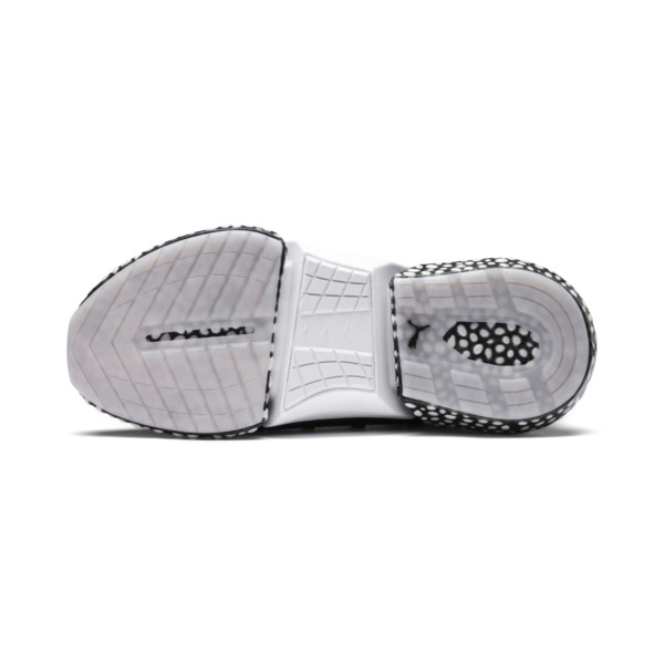 HYBRID Rocket Runner Women's Running Shoes, Black-Iron Gate-White, large