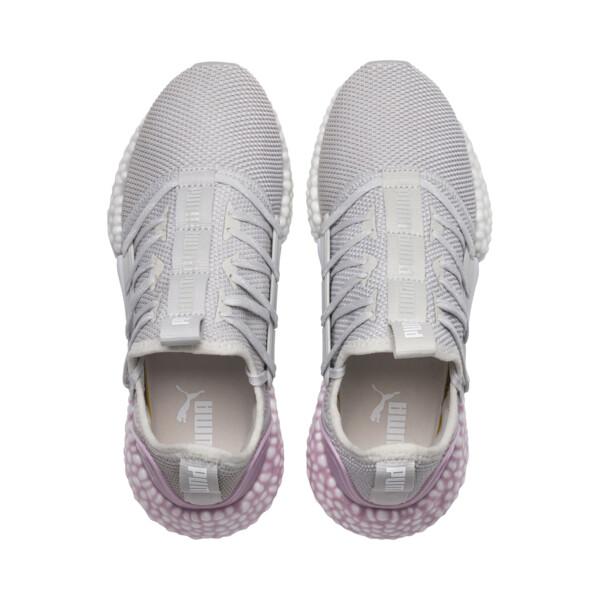 HYBRID Rocket Runner Women's Running Shoes, GlacierGry-WinsmOrchid-White, large
