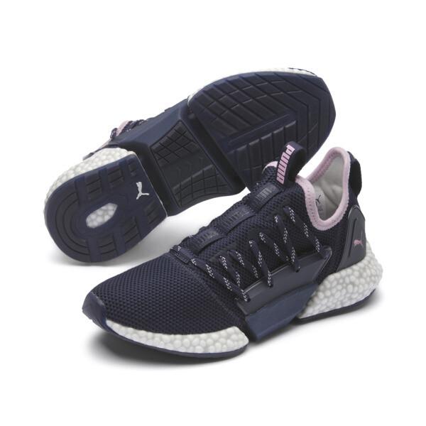 HYBRID Rocket Runner Women's Running Shoes, Peacoat-Lilac Sachet, large