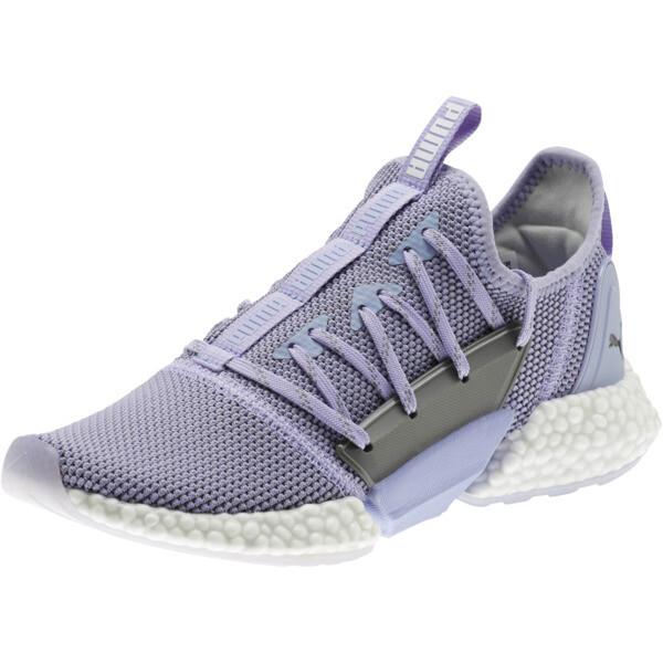 Zapatos para correr HYBRID Rocket Runner para mujer, Sweet Lavender-Puma White, grande
