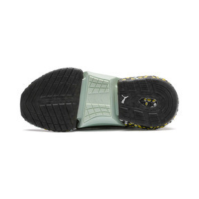 Thumbnail 5 of Hybrid Rocket Runner Damen Laufschuhe, Black-Fair Aqua-Yellow, medium