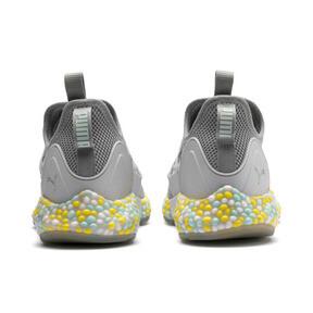 Imagen en miniatura 3 de Zapatillas de running de mujer Hybrid Rocket, Quarry-Puma White-Fair Aqua, mediana