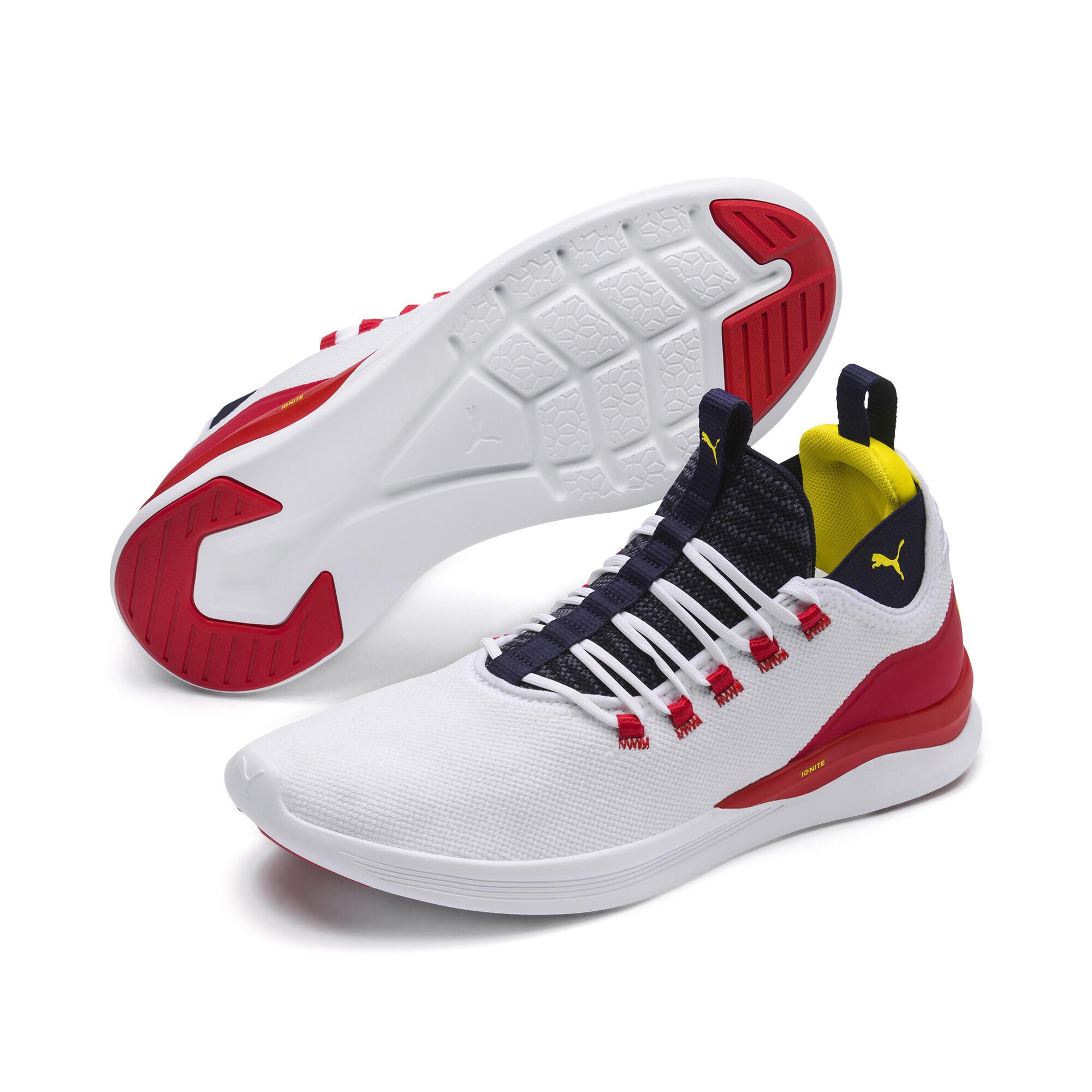 Image Puma IGNITE Flash Daunt Men's Running Shoes #1