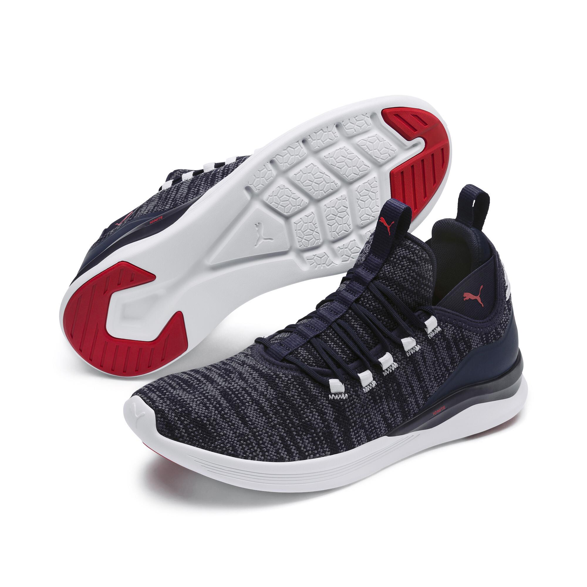 Image Puma IGNITE Flash Daunt Men's Running Shoes #2