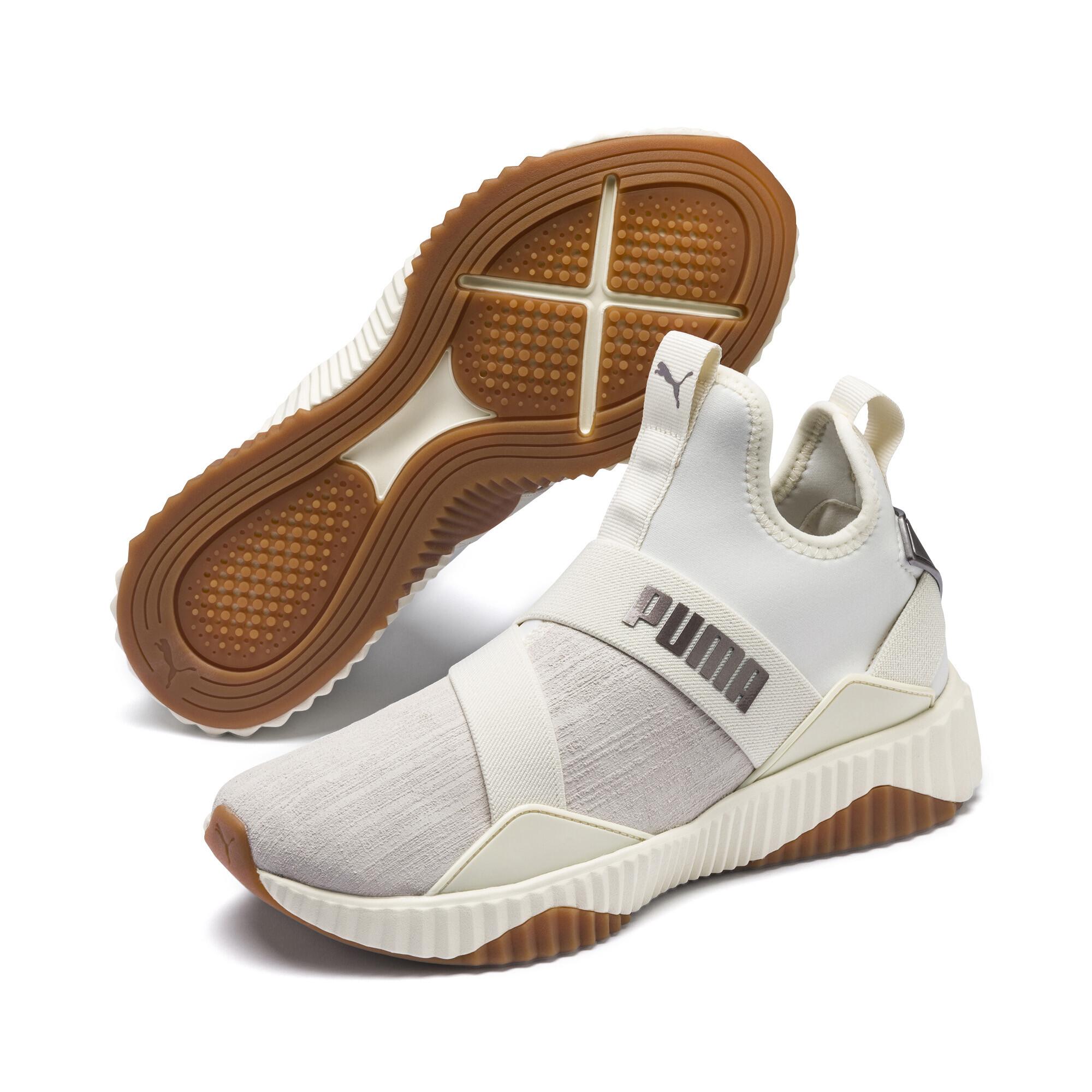 Image Puma Defy Luxe Mid Women's Sneakers #2