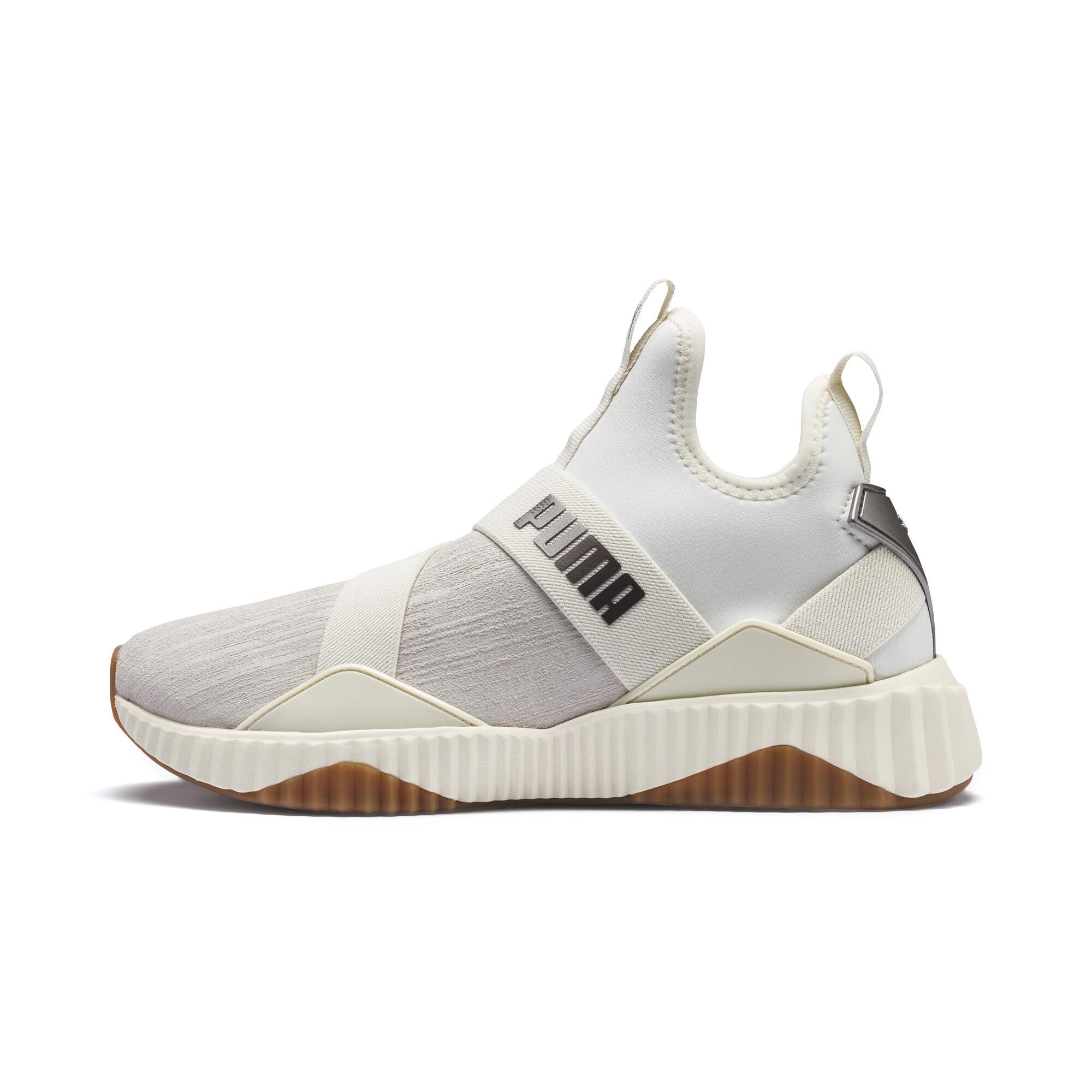 Image Puma Defy Luxe Mid Women's Sneakers #1