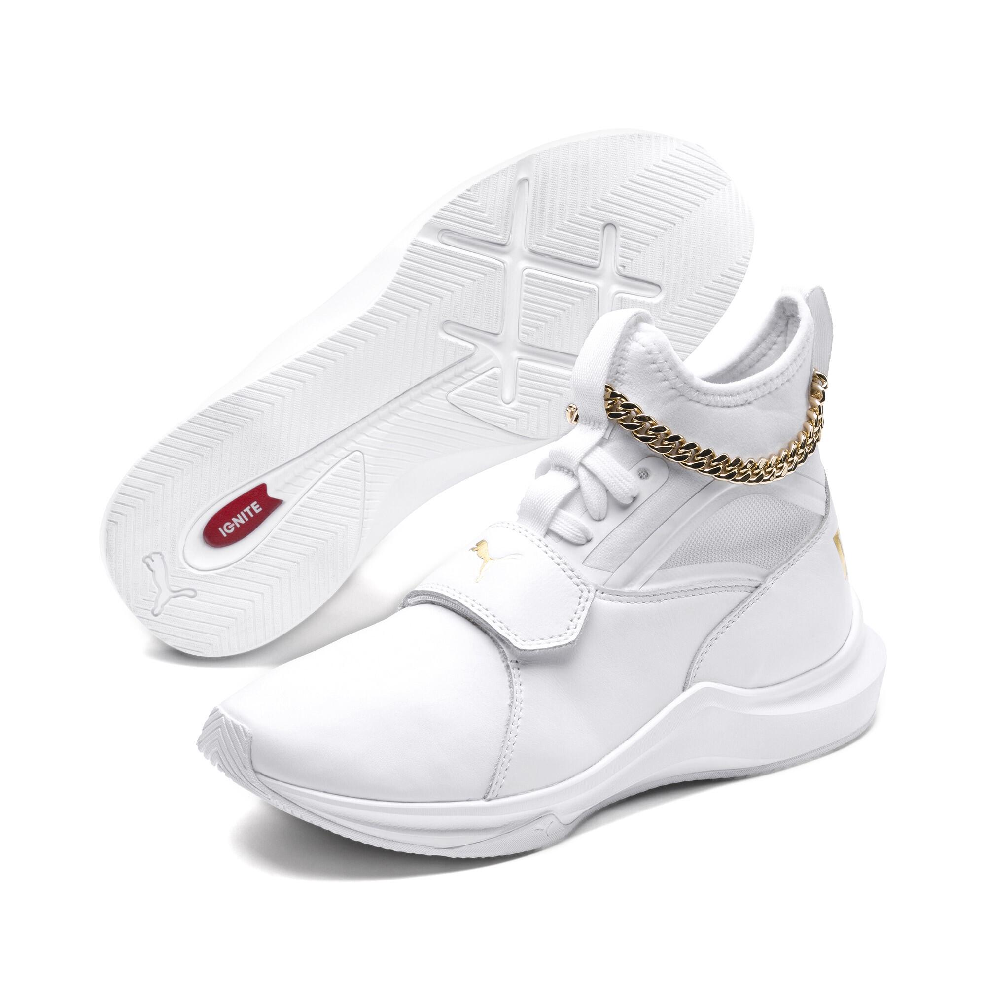Image Puma Women's Phenom Lux Sneakers #2