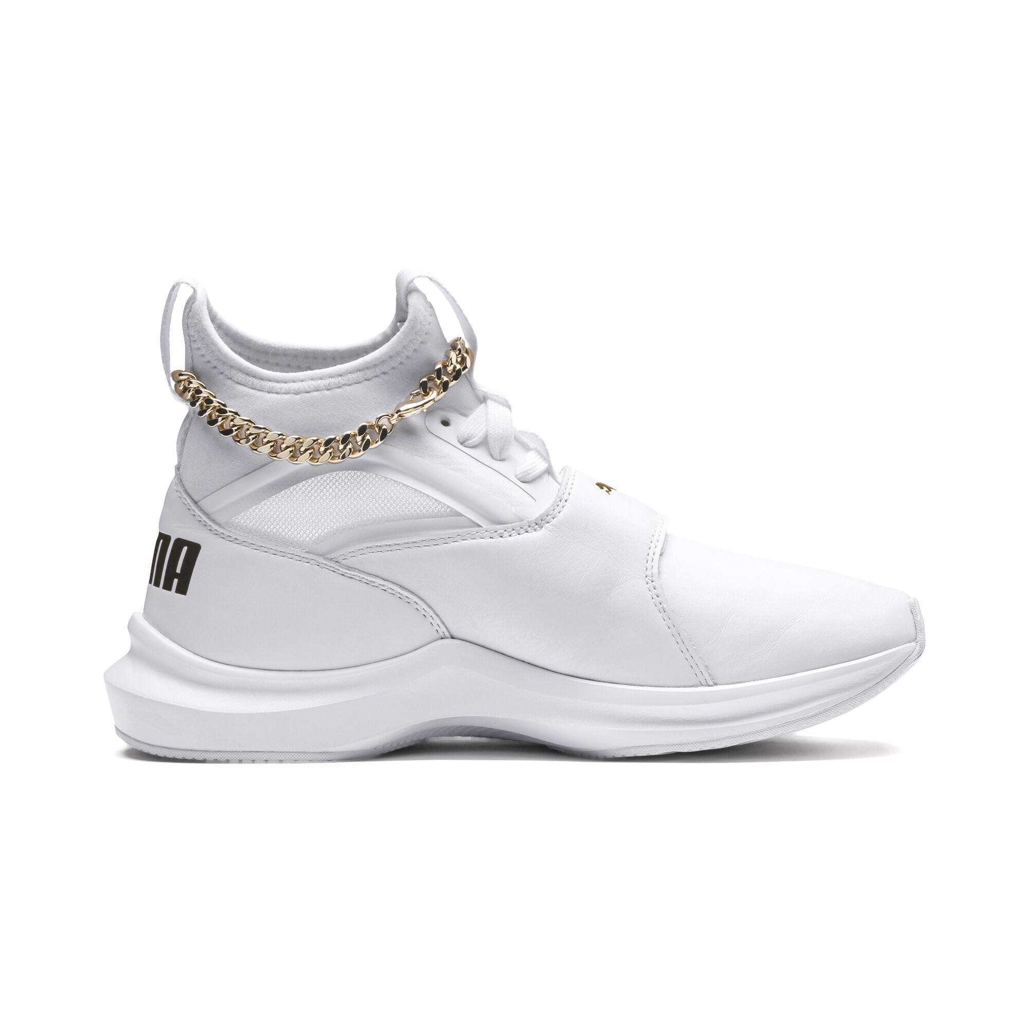 Image Puma Women's Phenom Lux Sneakers #5