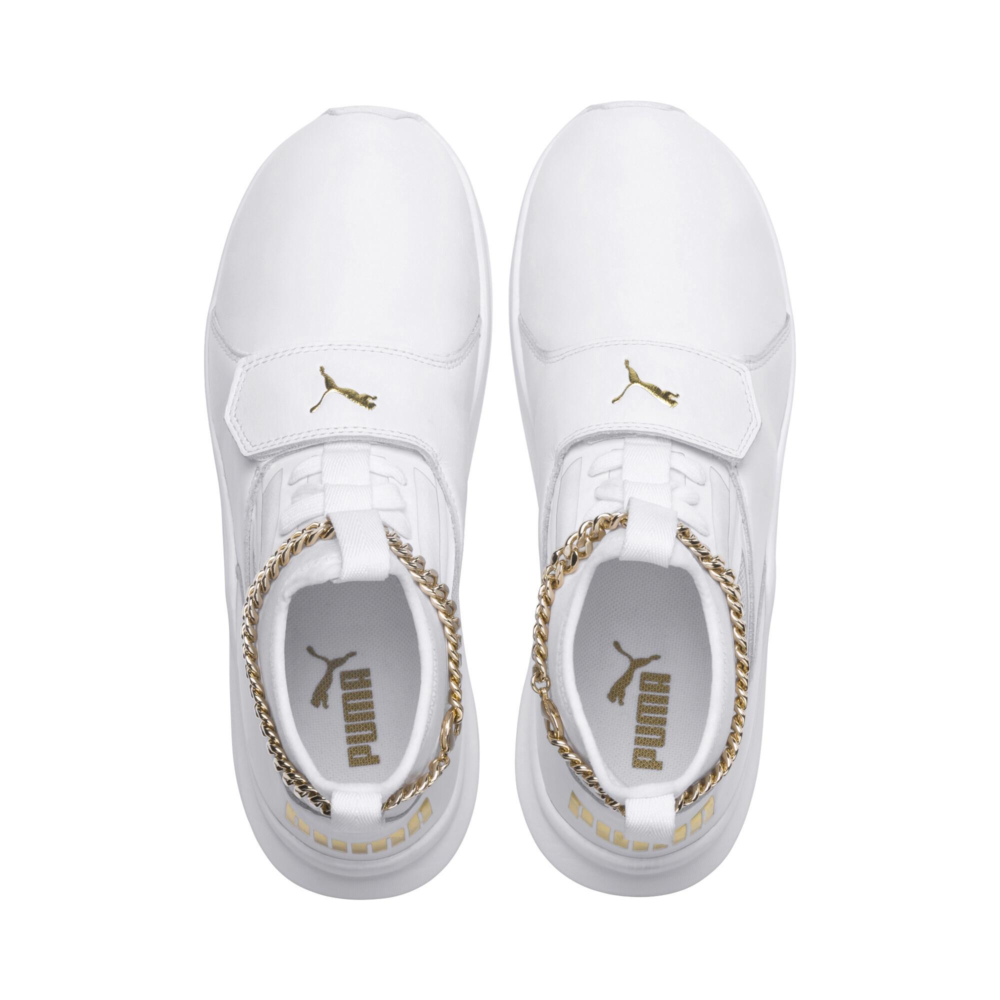 Image Puma Women's Phenom Lux Sneakers #9