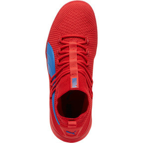 Thumbnail 5 of Clyde Court City Pack Basketball Shoes, High Risk Red-Strong Blue, medium