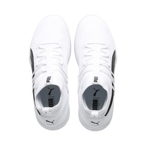 Thumbnail 6 of Clyde Court Basketball Shoes, Puma White, medium