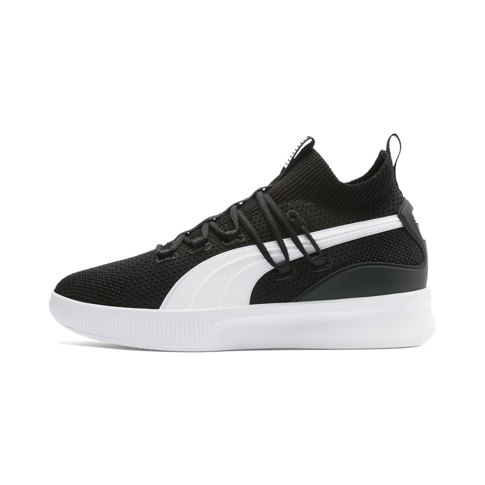 Image PUMA Clyde Court Basketball Shoes #1