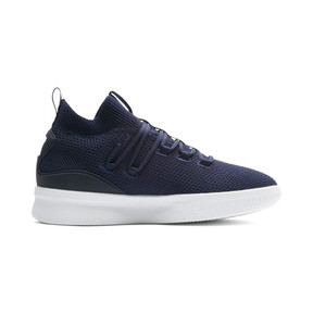 Thumbnail 5 of Clyde Court Basketball Shoes, Peacoat, medium