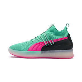 Thumbnail 1 of Clyde Court Basketball Shoes, Biscay Green, medium