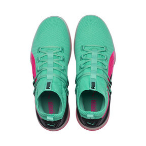 Thumbnail 6 of Clyde Court Basketball Shoes, Biscay Green, medium