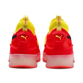 Thumbnail 3 of Clyde Court Disrupt Men's Basketball Shoes, Red Blast, medium
