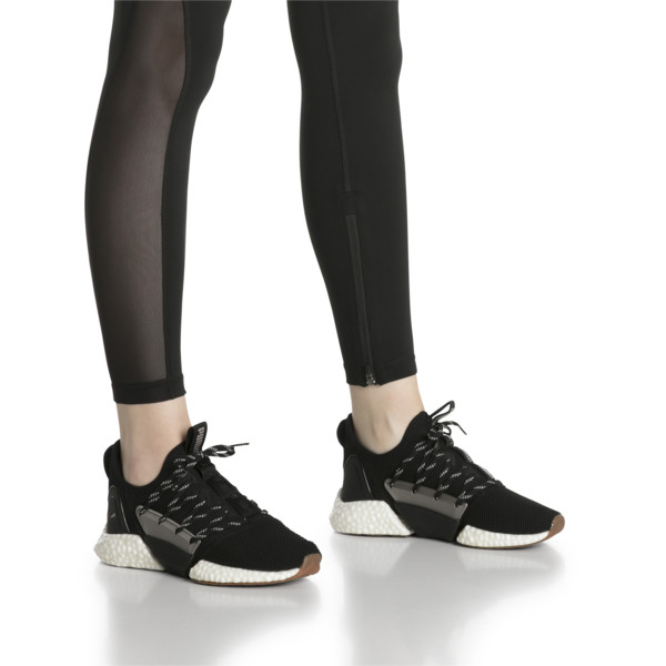 HYBRID Rocket Luxe Women's Running Shoes, Puma Black-Puma Black, large