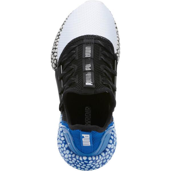 HYBRID Rocket Runner JR, White-Black-Strong Blue, large