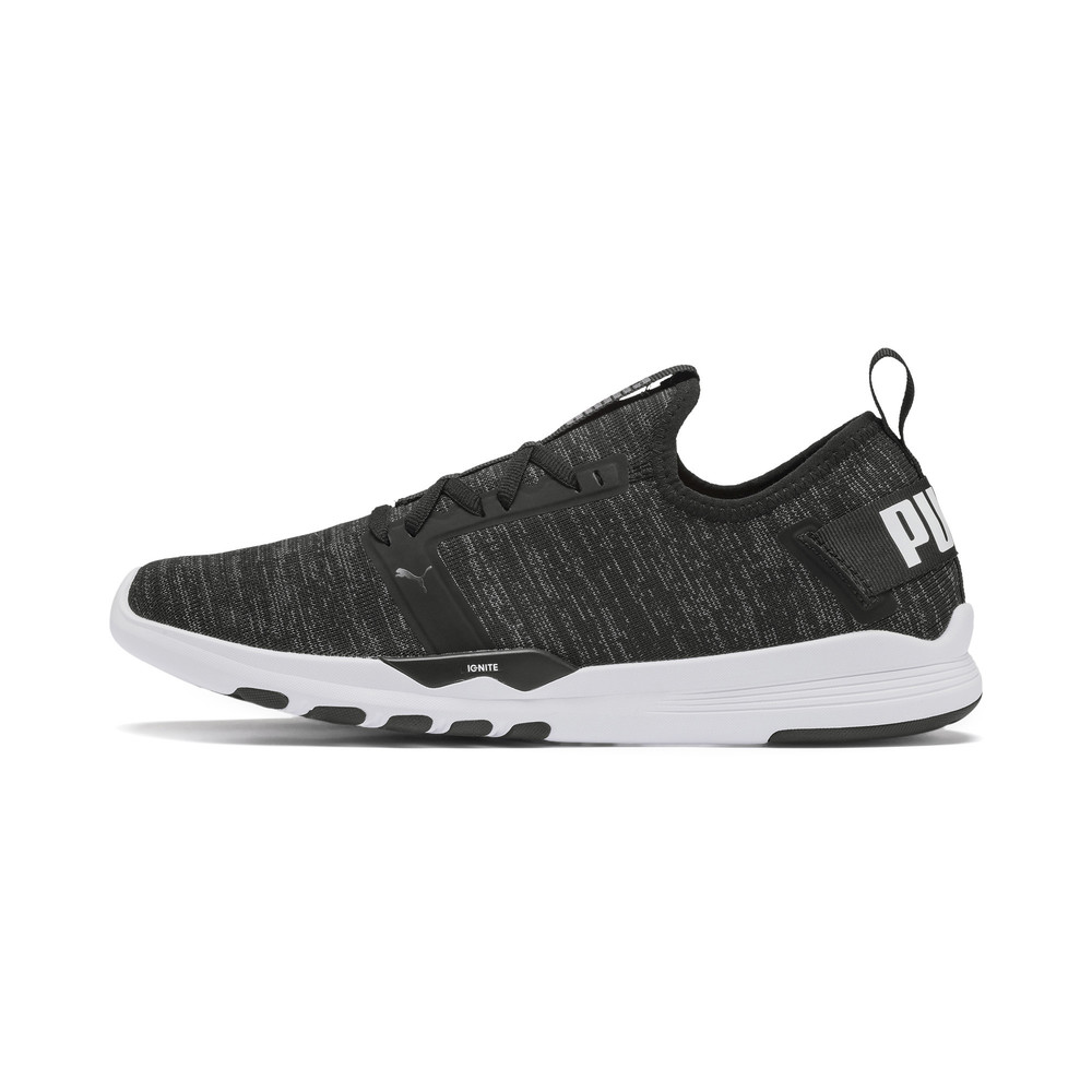 Image Puma IGNITE Contender Knit Men's Running Shoes #1