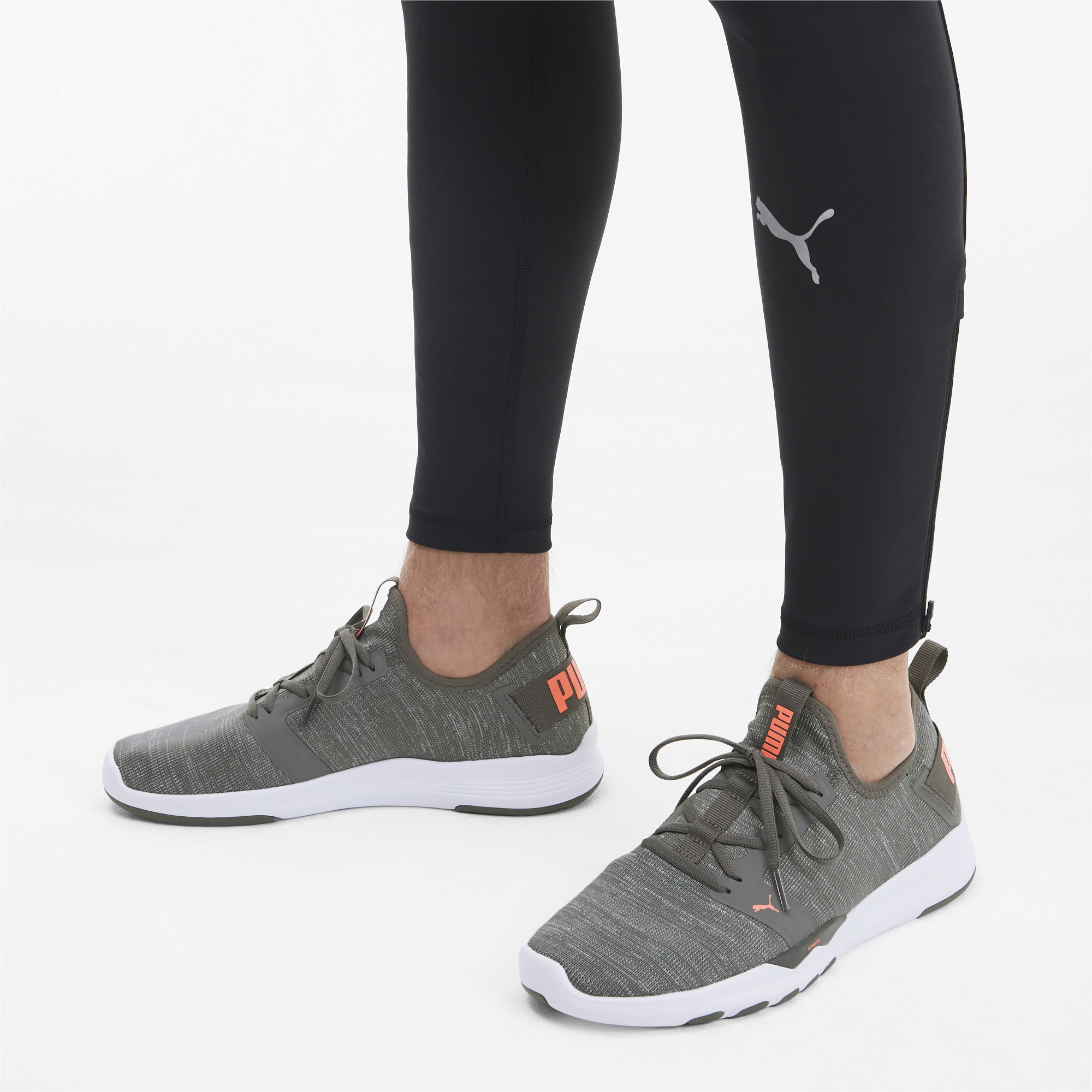 PUMA-Men-039-s-IGNITE-Contender-Knit-Running-Shoes thumbnail 5
