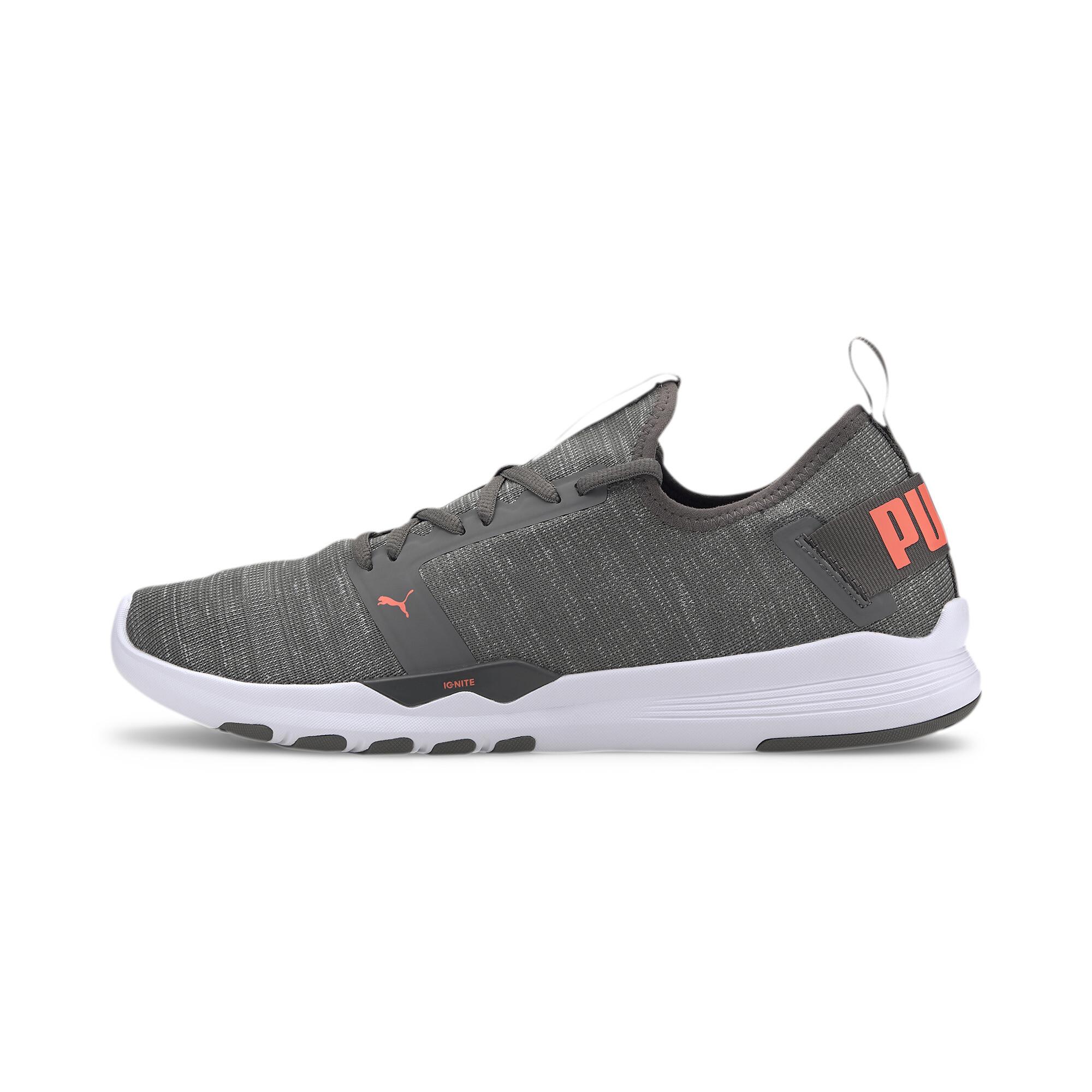 PUMA-Men-039-s-IGNITE-Contender-Knit-Running-Shoes thumbnail 4