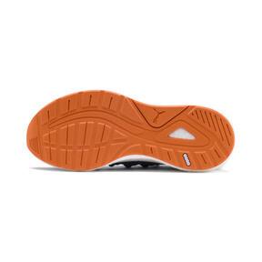 Thumbnail 4 of NRGY Neko Knit Running Shoes JR, G Sea-Peacoat-J Orange-White, medium