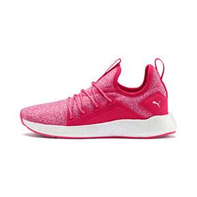 Thumbnail 1 of NRGY Neko Knit Running Shoes JR, Nrgy Rose-Puma White, medium