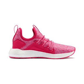 Thumbnail 5 of NRGY Neko Knit Running Shoes JR, Nrgy Rose-Puma White, medium