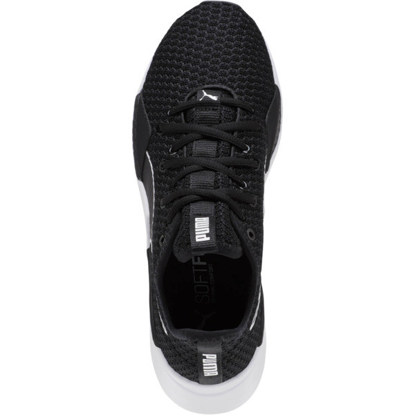 Incite FS Women's Training Shoes, Puma Black-Puma White, large