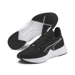 Thumbnail 2 of Incite FS Women's Trainers, Puma Black-Puma White, medium