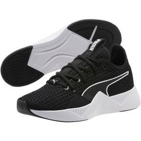 Thumbnail 2 of Incite FS Women's Training Shoes, Puma Black-Puma White, medium