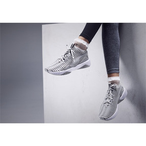 Thumbnail 8 of SG x PUMA Defy Women's Sneakers, Gray Violet-Puma Aged Silver, medium