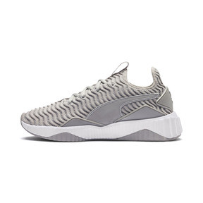 Thumbnail 1 of SG x PUMA Defy Women's Sneakers, Gray Violet-Puma Aged Silver, medium