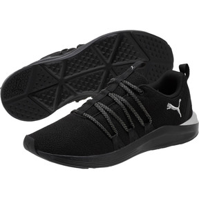 Thumbnail 2 of Prowl Alt Prem Mesh Women's Training Shoes, Puma Black-Puma Silver, medium