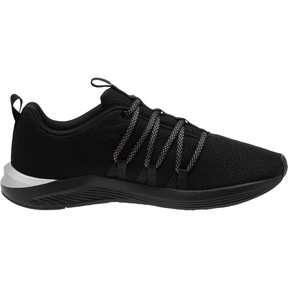 Thumbnail 3 of Prowl Alt Prem Mesh Women's Training Shoes, Puma Black-Puma Silver, medium
