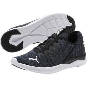 Thumbnail 2 of Ballast Men's Running Shoes, Black-Iron Gate-Puma White, medium