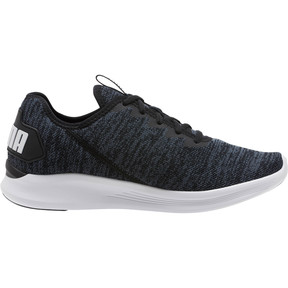 Thumbnail 3 of Ballast Men's Running Shoes, Black-Iron Gate-Puma White, medium